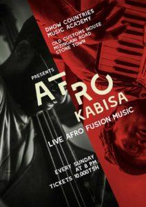 Afro Kabisa Concert @ Dhow Countries Music Academy | Zanzibar | Zanzibar Urban/West Region | Tanzania