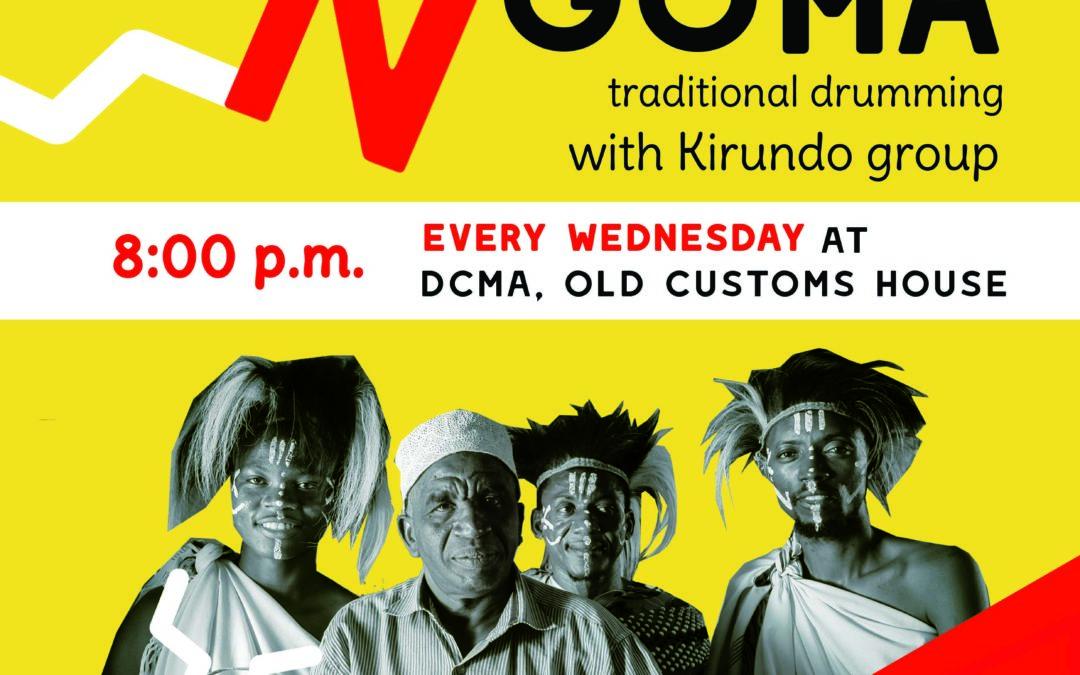Midundo ya Ngoma: Rythms of traditional Zanzibari ngoma